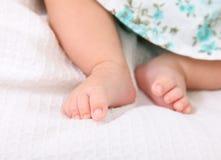 Los pies Imagen de archivo libre de regalías
