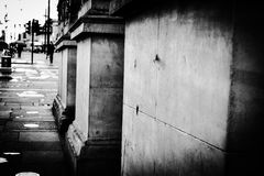 Los pilares Fotografía de archivo libre de regalías