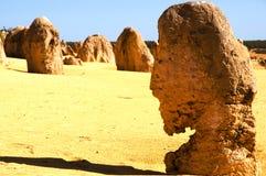 Los pináculos - Australia Imagenes de archivo