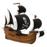 Los piratas de los 04 del Caribe Fotografía de archivo libre de regalías