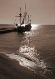 Los piratas de los 04 del Caribe Imagen de archivo