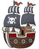 Los piratas de los 04 del Caribe libre illustration