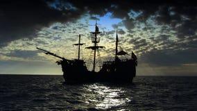 Los piratas de los 04 del Caribe Imágenes de archivo libres de regalías