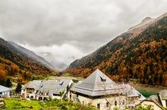 Los Pirineos Atlantiques imagen de archivo libre de regalías