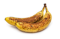 Los plátanos expiraron fotografía de archivo