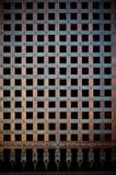 Portcullis de madera Imágenes de archivo libres de regalías