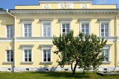 Los posts y aduanas en Eckero, Aland, Finlandia Foto de archivo