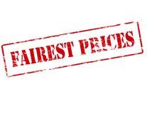 Los precios más justos libre illustration