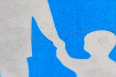 Los primers macros de los papeles pintados del mezclador clasificaron todas las clases imagen de archivo libre de regalías