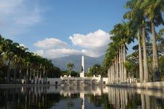 Los Proceres i den Caracas staden Venezuela Arkivfoto