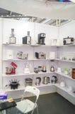 Los productos electrónicos de consumo de China Shenzhen y los aparatos electrodomésticos califican la exposición Fotos de archivo libres de regalías