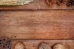 Los productos procesados de natural se secan Imagenes de archivo