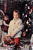 Los regalos del Año Nuevo Imagenes de archivo