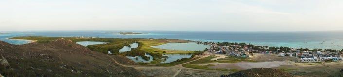 Los Roques海岛 免版税图库摄影