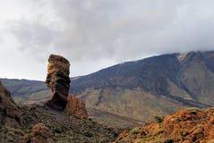 Los Roques de Garcia, Tenerife Stock Images