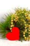 Los saludos del Año Nuevo Imagen de archivo libre de regalías