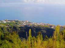 Los Sauces, La Palma Royalty Free Stock Images