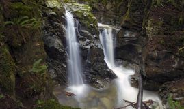 Los scapes escénicos hermosos de Vancouver y de Fraser Valley Scenic Backgrounds Fotografía de archivo libre de regalías