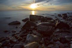 Los scapes escénicos hermosos de Vancouver y de Fraser Valley Scenic Backgrounds Fotografía de archivo