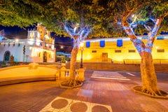 Los Silos village on Tenerife isalnd Stock Image