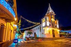 Los Silos village on Tenerife isalnd Royalty Free Stock Photography