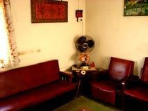 Los sofás Foto de archivo