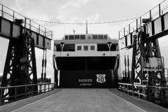 Los SS acosan en Ludington Michigan Fotografía de archivo libre de regalías