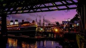 Los SS Steyne del sur, barco del vapor del vapor se modificaron al restaurante flotante imagenes de archivo