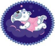 Los sueños del oso Imagen de archivo libre de regalías
