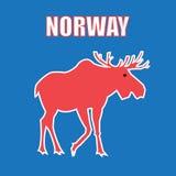 Los symbol Norway Royalty Free Stock Image