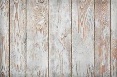 Los tablones de madera lamentables, el blanco y la tierra de Siena broncean Fotos de archivo libres de regalías