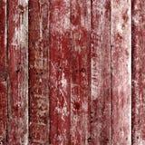 Tablones de madera viejos pintados con la pintura Imágenes de archivo libres de regalías