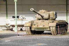 Los tanques Foto de archivo libre de regalías