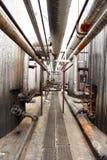 Los tanques industriales fotos de archivo