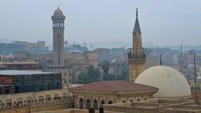 Los tejados de El Cairo viejo, Egipto metrajes