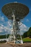 Los telescopios de radio de PARI se cierran para arriba imagen de archivo libre de regalías