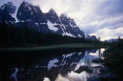 Los terraplenes Imagen de archivo