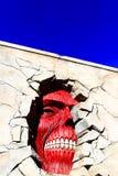 Los titanes de la pared de Shingeki ningún Kyojin Imagenes de archivo