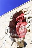 Los titanes de la pared de Shingeki ningún Kyojin Foto de archivo libre de regalías