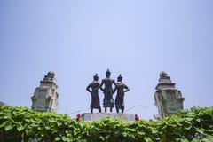 Los tres reyes Monument Foto de archivo libre de regalías