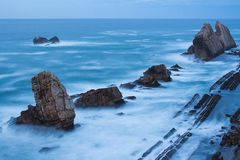 Los Urros - Liencres (Spain) Stock Photography