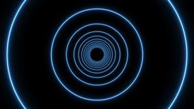 Los vídeos musicales de la presentación del título del concierto del evento de VJ muestran a partido el lazo abstracto metrajes
