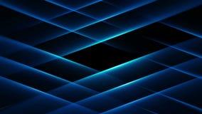 Los vídeos musicales de la presentación del título del concierto del evento de VJ muestran a partido el lazo abstracto almacen de video