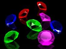 Los van juwelen Royalty-vrije Stock Foto