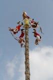 Los Voladores de Papantla Royalty Free Stock Photos