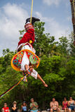 Los Voladores de Papantla Mexico Royalty Free Stock Photos