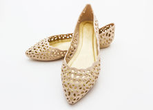 Los zapatos de las mujeres fotos de archivo libres de regalías