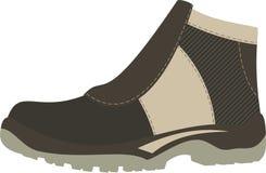 Los zapatos de los hombres libre illustration