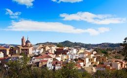 Losa del Obispo by i Valencia Spanien Arkivbild
