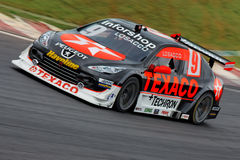 Losacco Racing Stock Car Sao Paulo Brazil Royalty Free Stock Images
